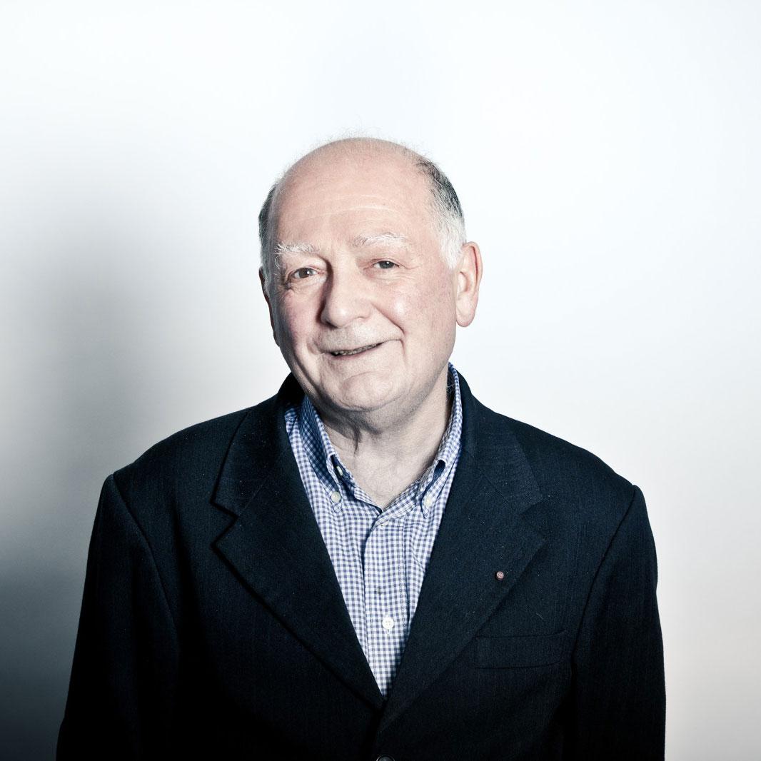 Claude Lemesle par Marc Chesneau (détail)